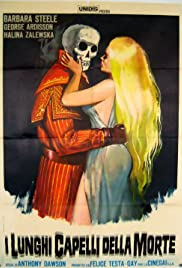 The Long Hair of Death (1964) Poster - Movie Forum, Cast, Reviews