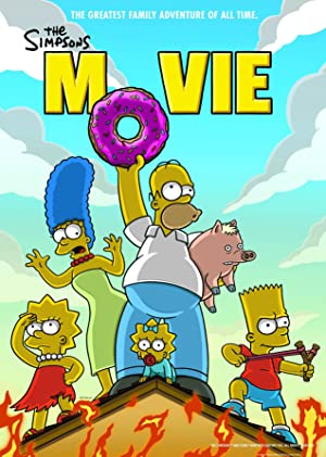 The Simpsons Movie (2007) Download on Vidmate