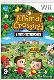 Animal Crossing: City Folk Poster