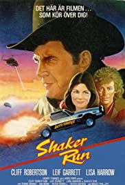 Shaker Run (1985) Poster - Movie Forum, Cast, Reviews