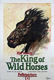 The King of Wild Horses Poster