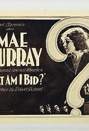 What Am I Bid? Poster