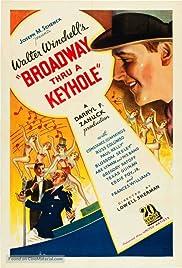 Broadway Thru a Keyhole(1933) Poster - Movie Forum, Cast, Reviews