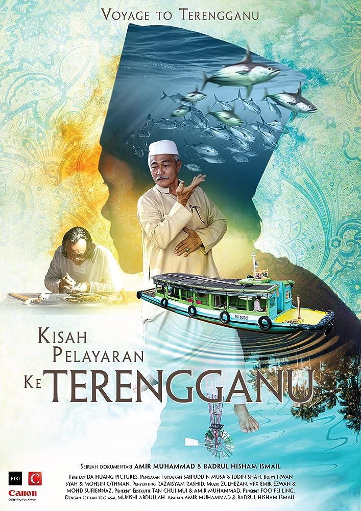 Voyage to Terengganu film poster