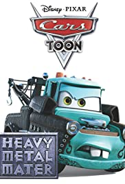 Heavy Metal Mater Poster