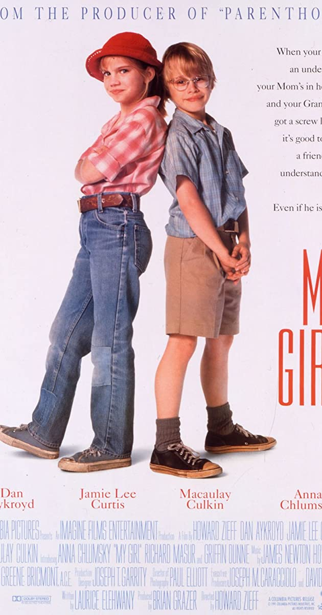 My girl 1991 imdb - Garcon et fille dans la meme chambre ...