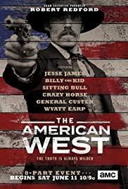 The American West Poster - TV Show Forum, Cast, Reviews