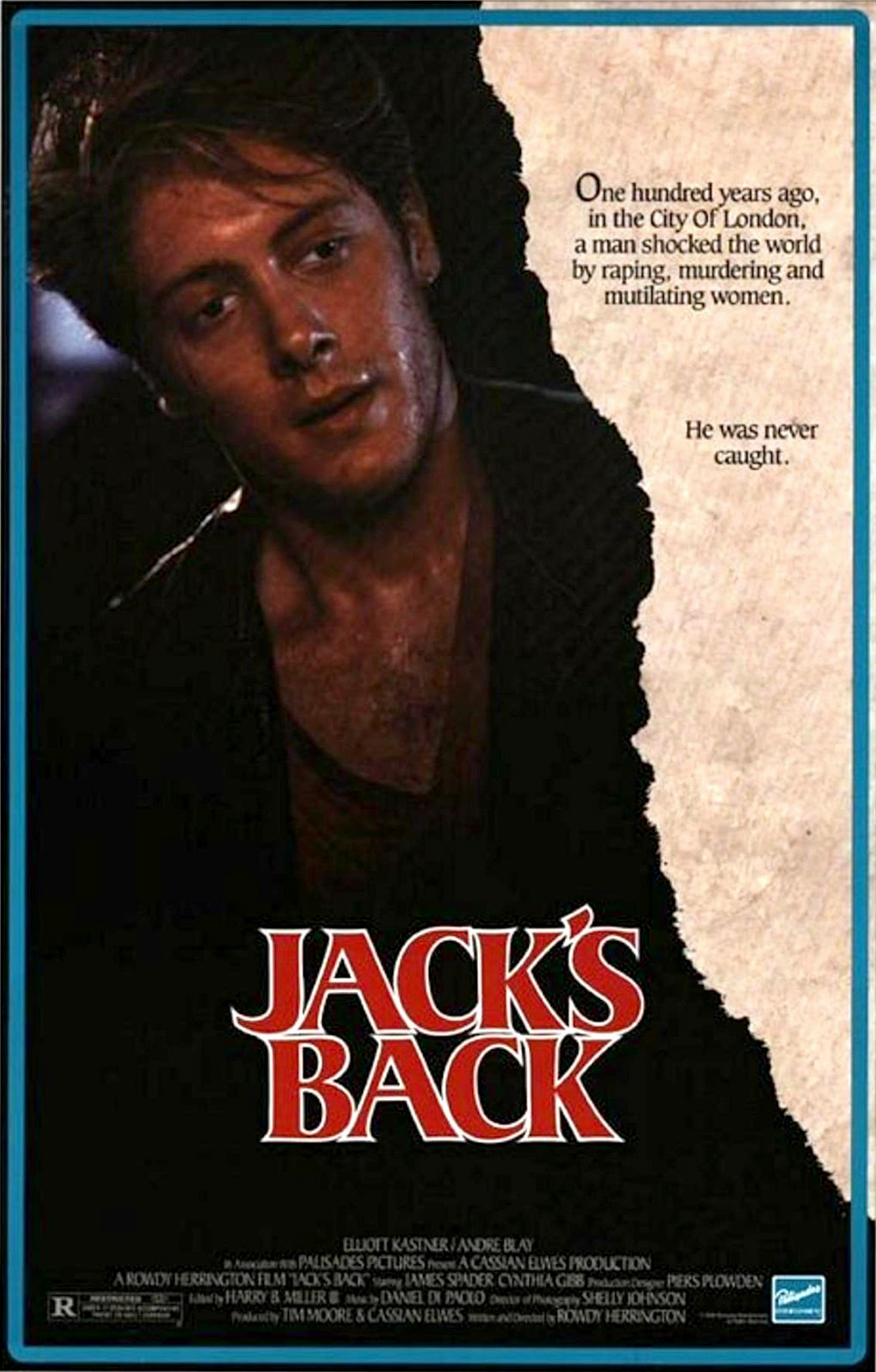 image Jack's Back Watch Full Movie Free Online