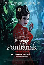 Revenge of the Pontianak poster