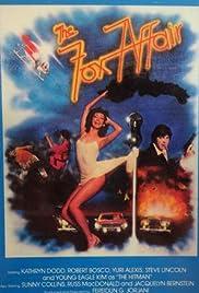 The Fox Affair Poster