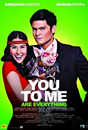 You to Me Are Everything Poster