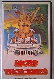 Locas vacaciones Poster