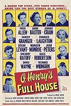 O. Henry's Full House (1952) Poster