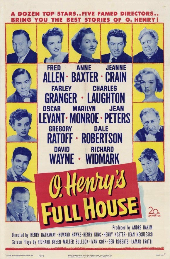 Image O. Henry's Full House Watch Full Movie Free Online