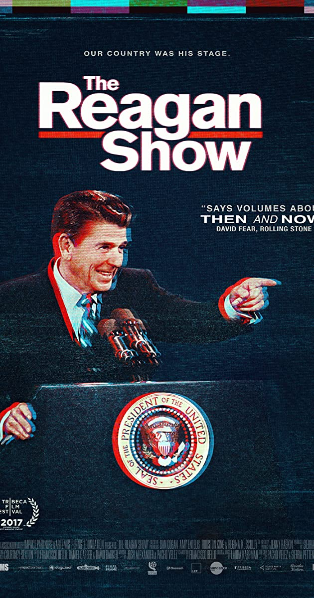 Image result for the reagan show doc