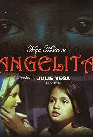 Mga mata ni Angelita Poster