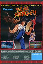 Yie Ar Kung-Fu Poster