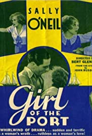 Girl of the Port Poster