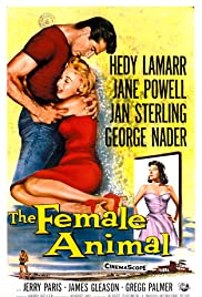 The Female Animal(1958) Poster - Movie Forum, Cast, Reviews