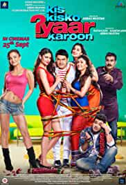 Kis Kisko Pyaar Karoon (2015) Hindi DVDRip 700MB AAC ESubs MKV