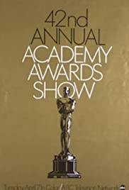 The 42nd Annual Academy Awards (1970) Poster - TV Show Forum, Cast, Reviews