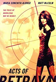 Acts of Betrayal (1997) Poster - Movie Forum, Cast, Reviews