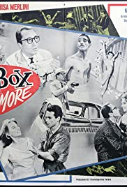 Juke box - Urli d'amore Poster