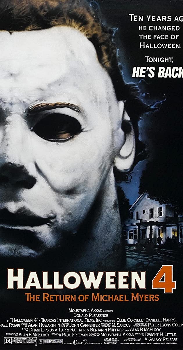 Halloween 4: The Return of Michael Myers (1988) - IMDb