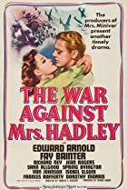 Image of The War Against Mrs. Hadley