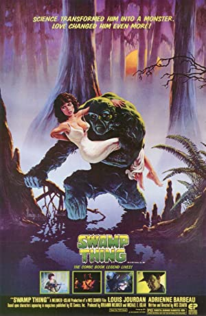 La cosa del pantano (Swamp Thing) (1982)