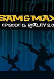 Sam and Max: Reality 2.0 Poster