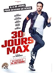 30 Days Max (2020) poster