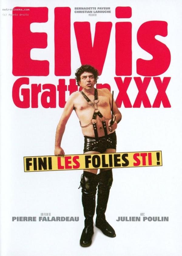 Elvis Gratton 3 Le retour d'Elvis Wong  VFQ
