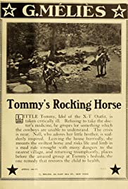 Tommy's Rocking Horse Poster