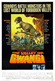 The Valley of Gwangi(1969) Poster - Movie Forum, Cast, Reviews