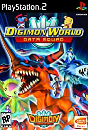 Digimon World Data Squad Poster