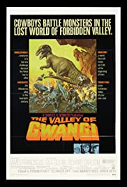 The Valley of Gwangi Poster