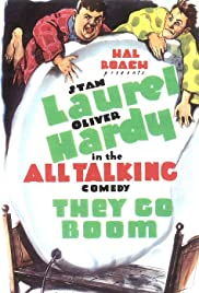 They Go Boom! Poster