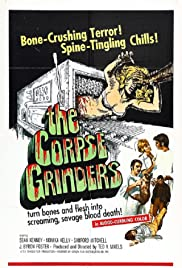 The Corpse Grinders (1971) Poster - Movie Forum, Cast, Reviews