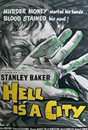 Hell Is a City (1960) Poster - Movie Forum, Cast, Reviews
