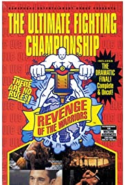 UFC 4: Revenge of the Warriors Poster