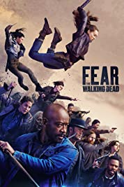 Fear the Walking Dead - Season 6 poster