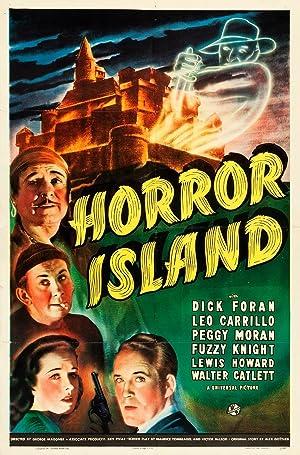 Horror Island Poster