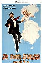 Se non avessi più te (1965) Poster