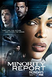 Minority Report Poster - TV Show Forum, Cast, Reviews