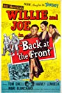 Back at the Front (1952) Poster
