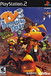 Ty the Tasmanian Tiger 3: Night of the Quinkan Poster