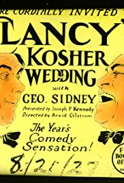 Clancy's Kosher Wedding Poster