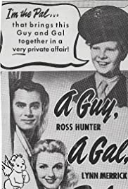 A Guy, a Gal and a Pal Poster