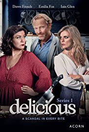 Delicious Poster - TV Show Forum, Cast, Reviews
